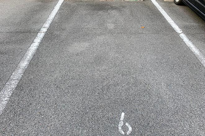 駐車スペース完備
