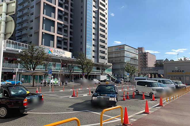 ◆桑名駅より①